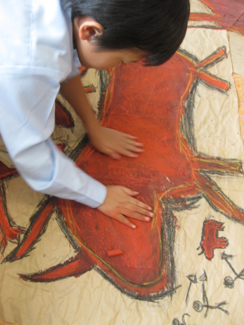 Cave Art Comes Alive Art Lessons For Kids