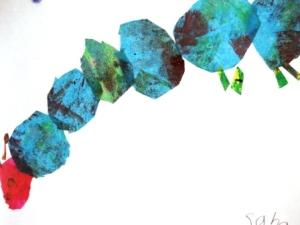 Sana's Caterpillar