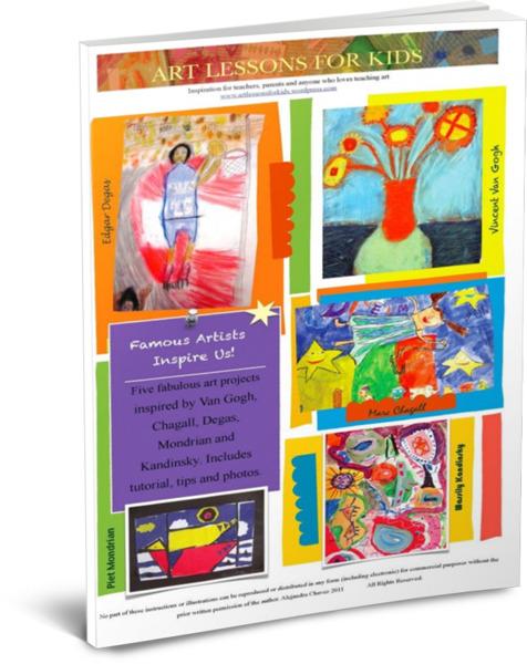 Lesson plans alejandra chavez famous artists inspire us fandeluxe Ebook collections