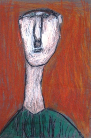 I Found This Lesson Idea Over At Art Projects For Kids And Decided To Try It With My Grade Three Students Am A New Fan Of Amedeo Modigliani The