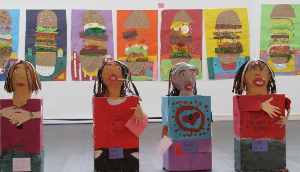 Art Display Ideas Lessons For Kids