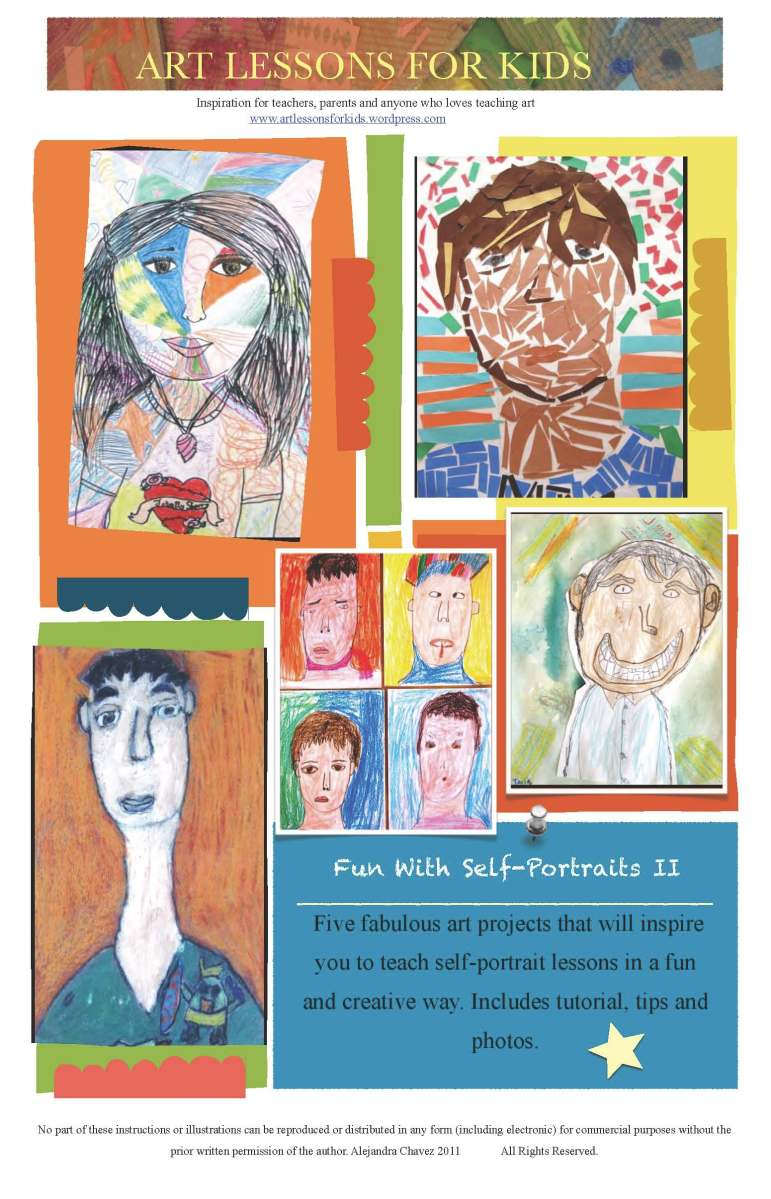 Self-Portraits 2 Cover