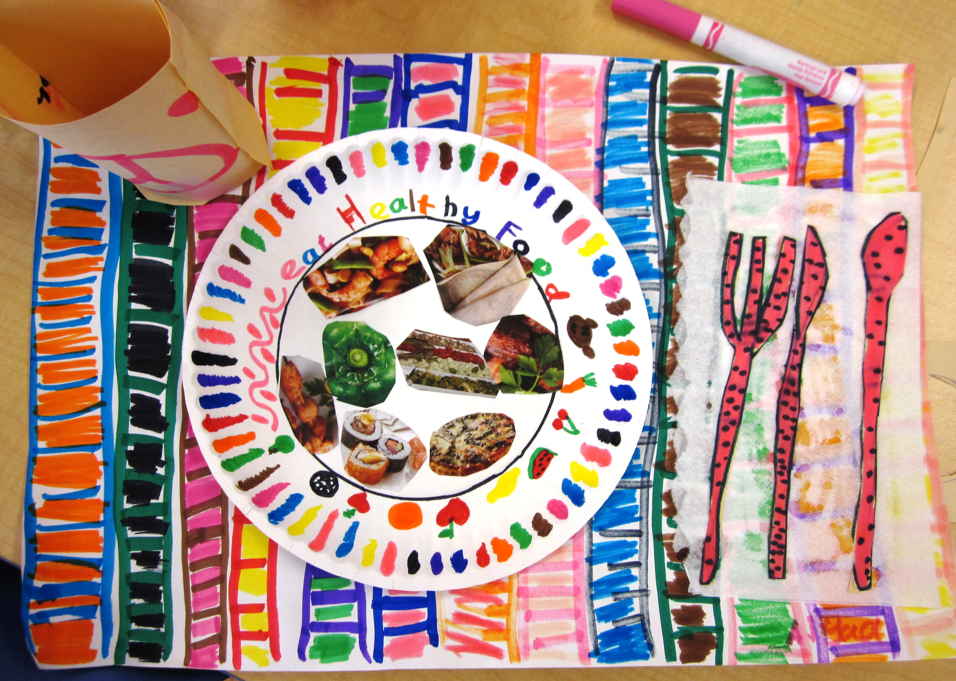 Healthy Eating Healthy Fun In Grade Two Alejandra Chavez