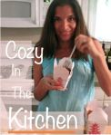 cozy in the kitchen image for blog