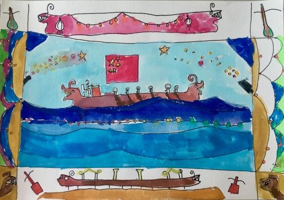 PYP art lesson | ART LESSONS FOR KIDS